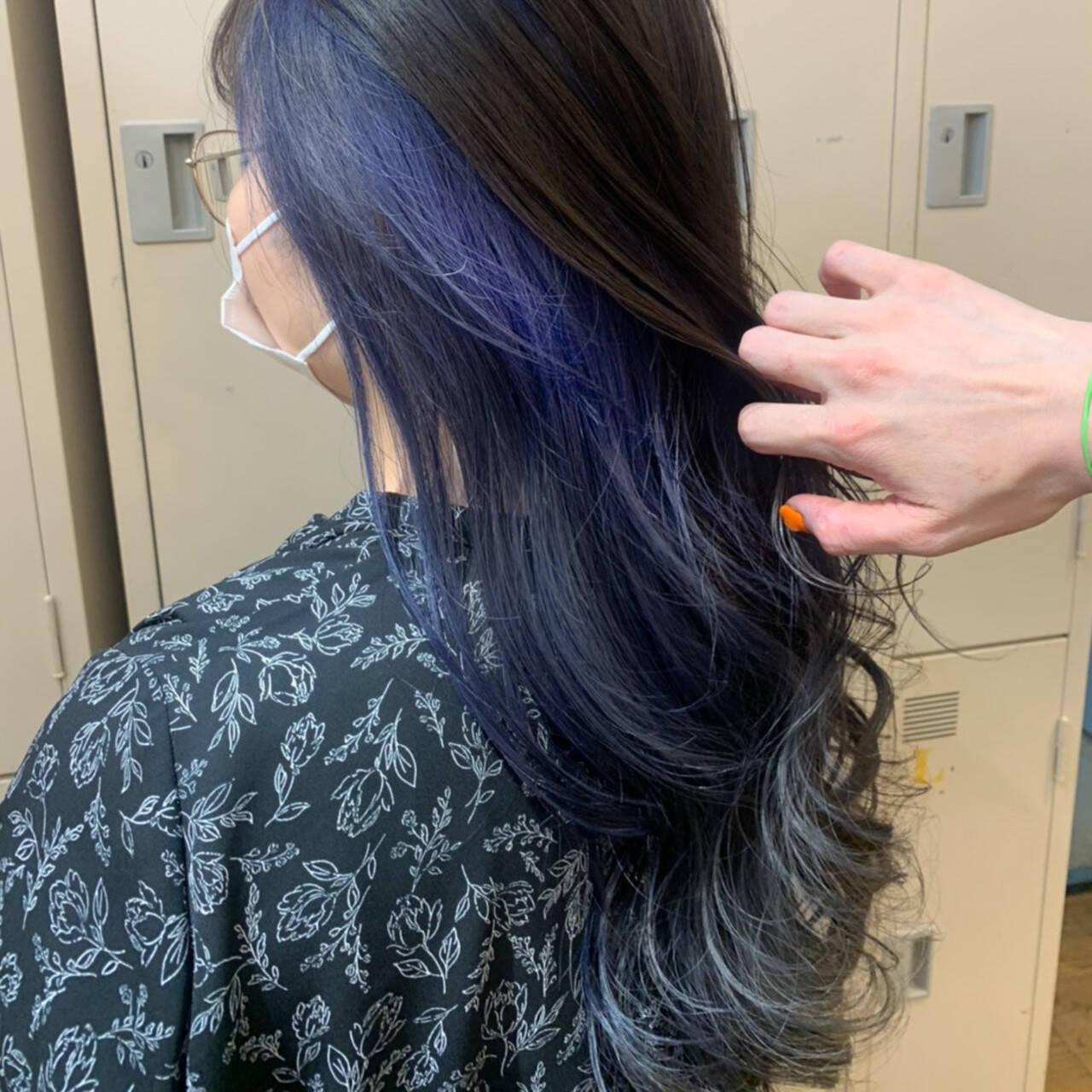 外国人風 外国人風カラー 圧倒的透明感 暗髪女子ヘアスタイルや髪型の写真・画像