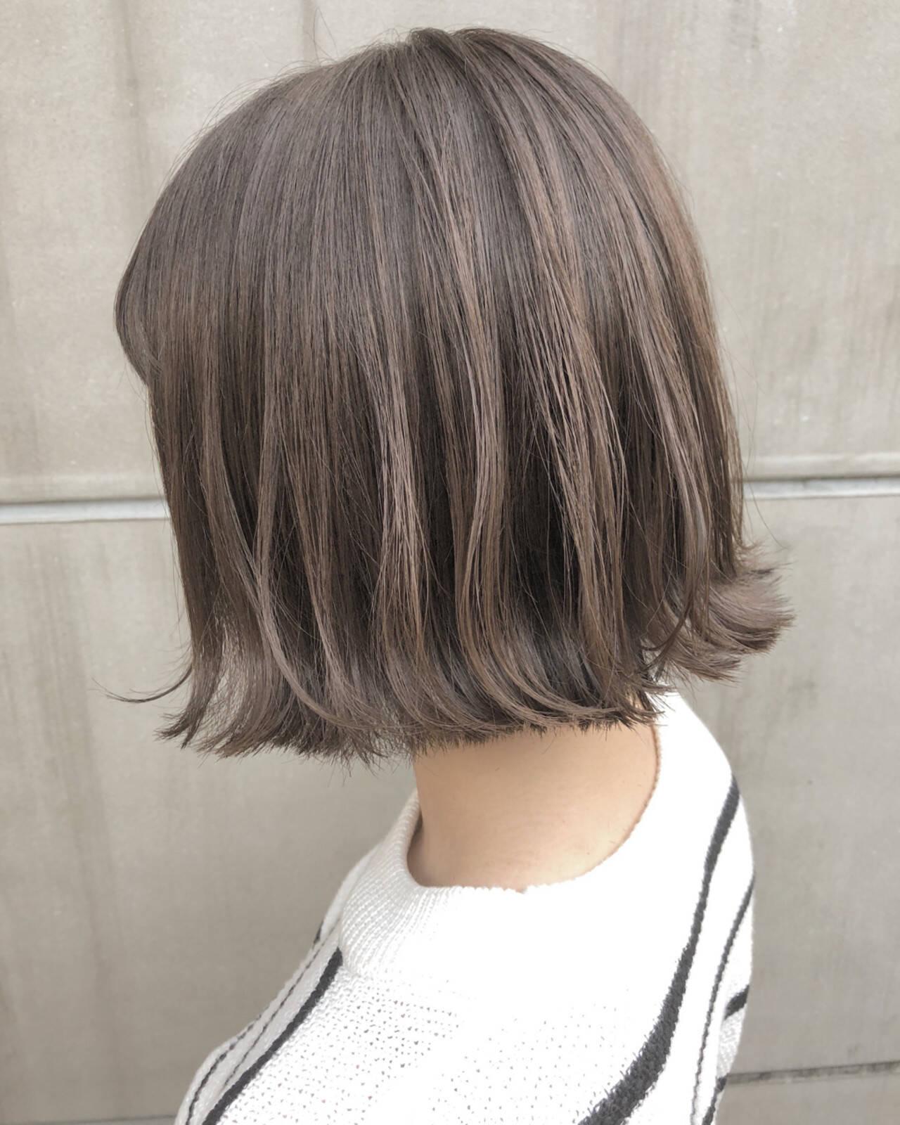 色気 簡単ヘアアレンジ ヘアアレンジ ボブヘアスタイルや髪型の写真・画像