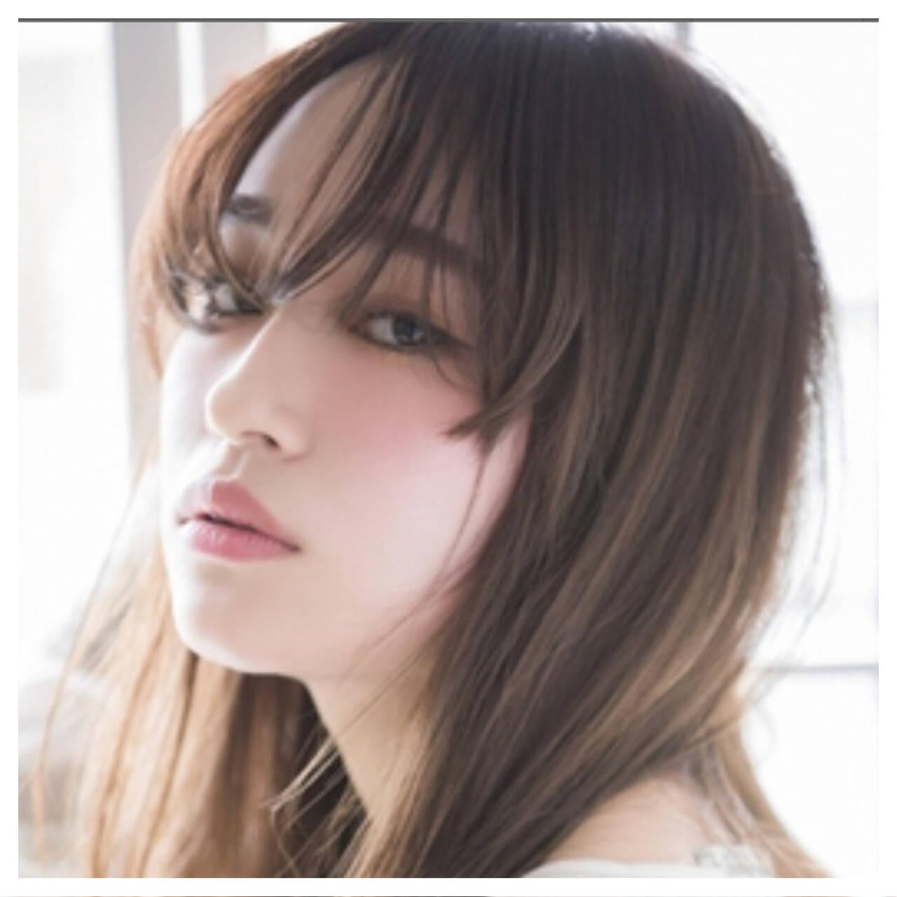 夏 アウトドア フェミニン 涼しげヘアスタイルや髪型の写真・画像