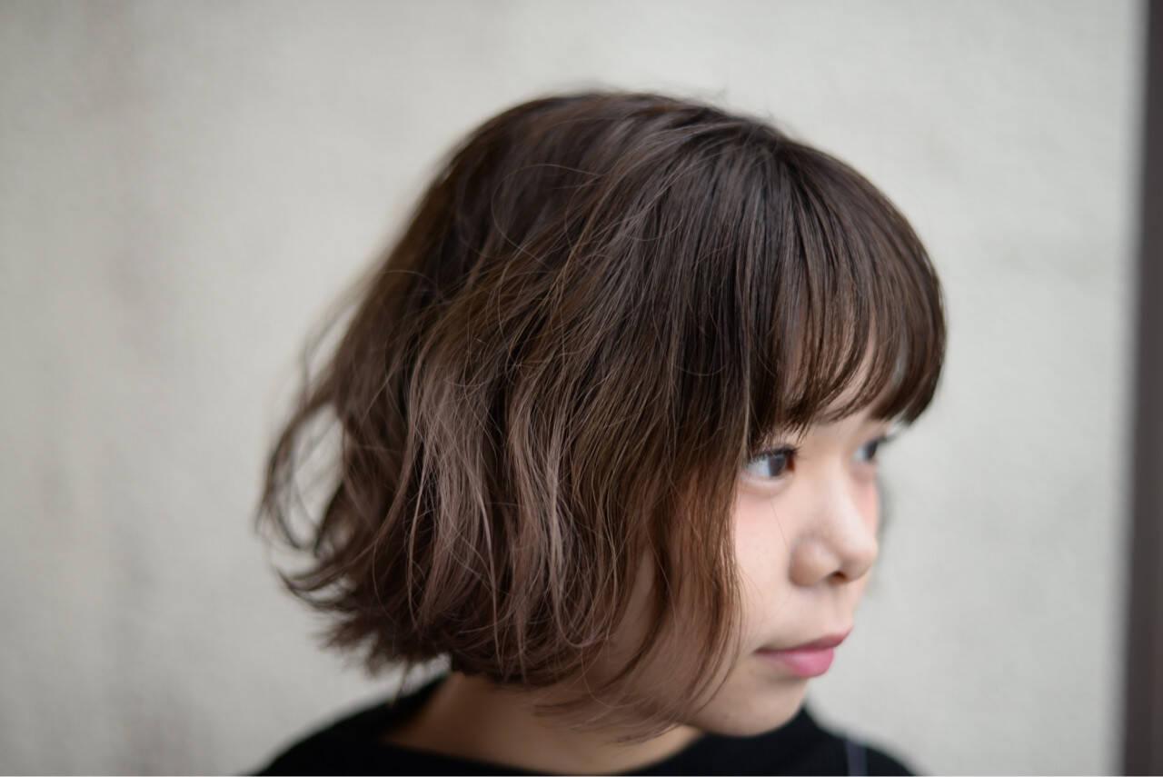 グラデーションカラー アッシュ 外国人風 ハイライトヘアスタイルや髪型の写真・画像