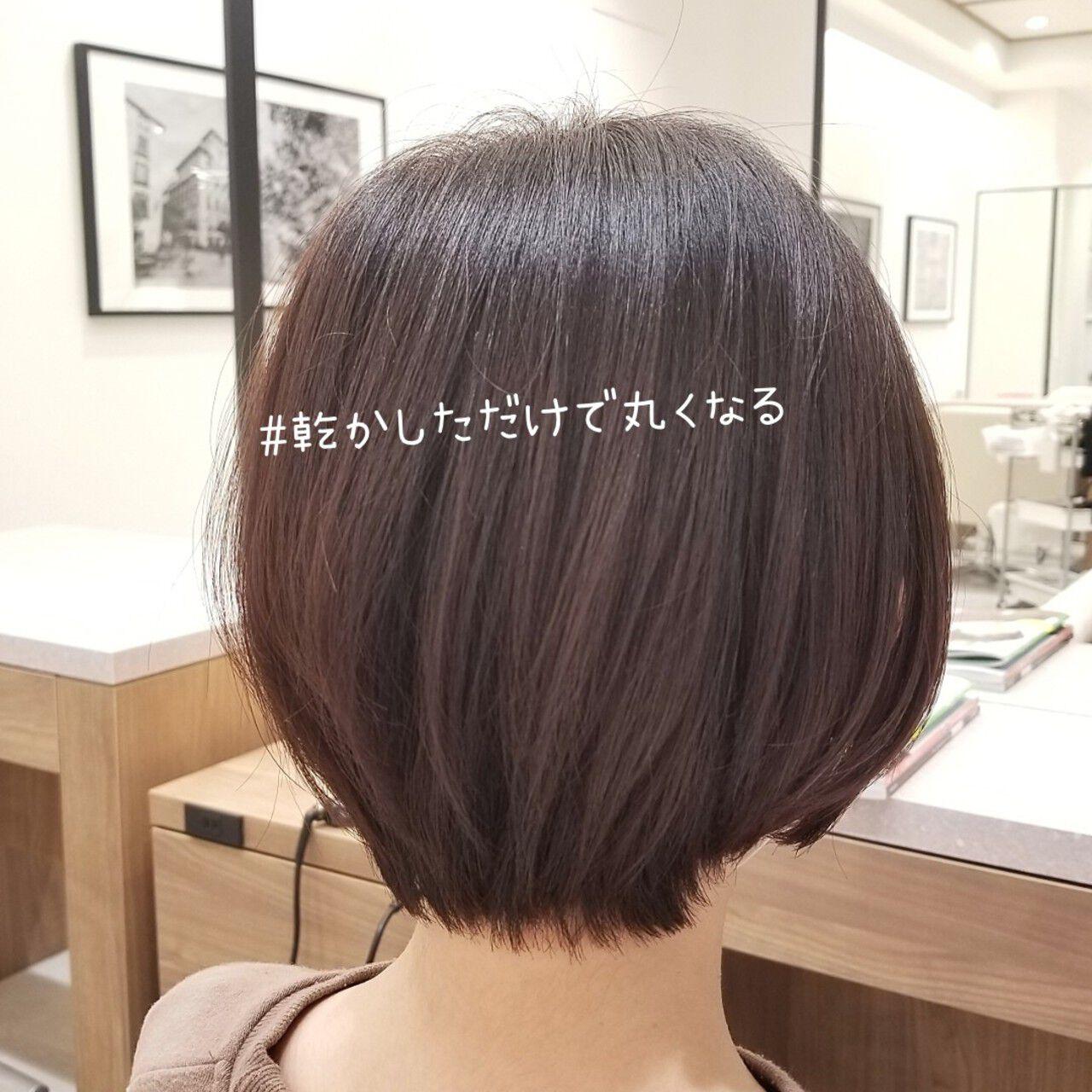 ショートヘア 大人ショート ショート ショートボブヘアスタイルや髪型の写真・画像