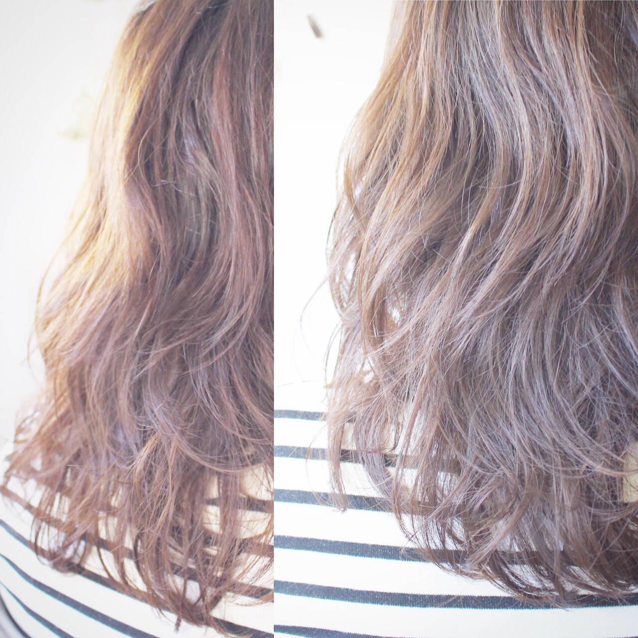 大人かわいい フェミニン 外国人風 ゆるふわヘアスタイルや髪型の写真・画像