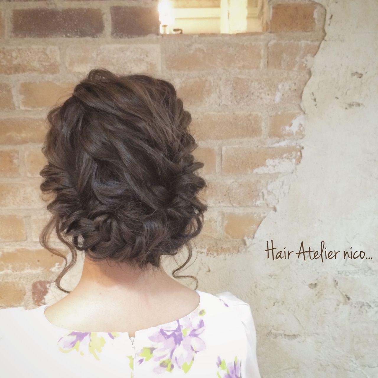 センターパート コンサバ モテ髪 パンクヘアスタイルや髪型の写真・画像