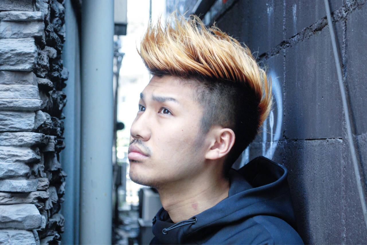ベリーショート ストリート ショート メンズヘアスタイルや髪型の写真・画像
