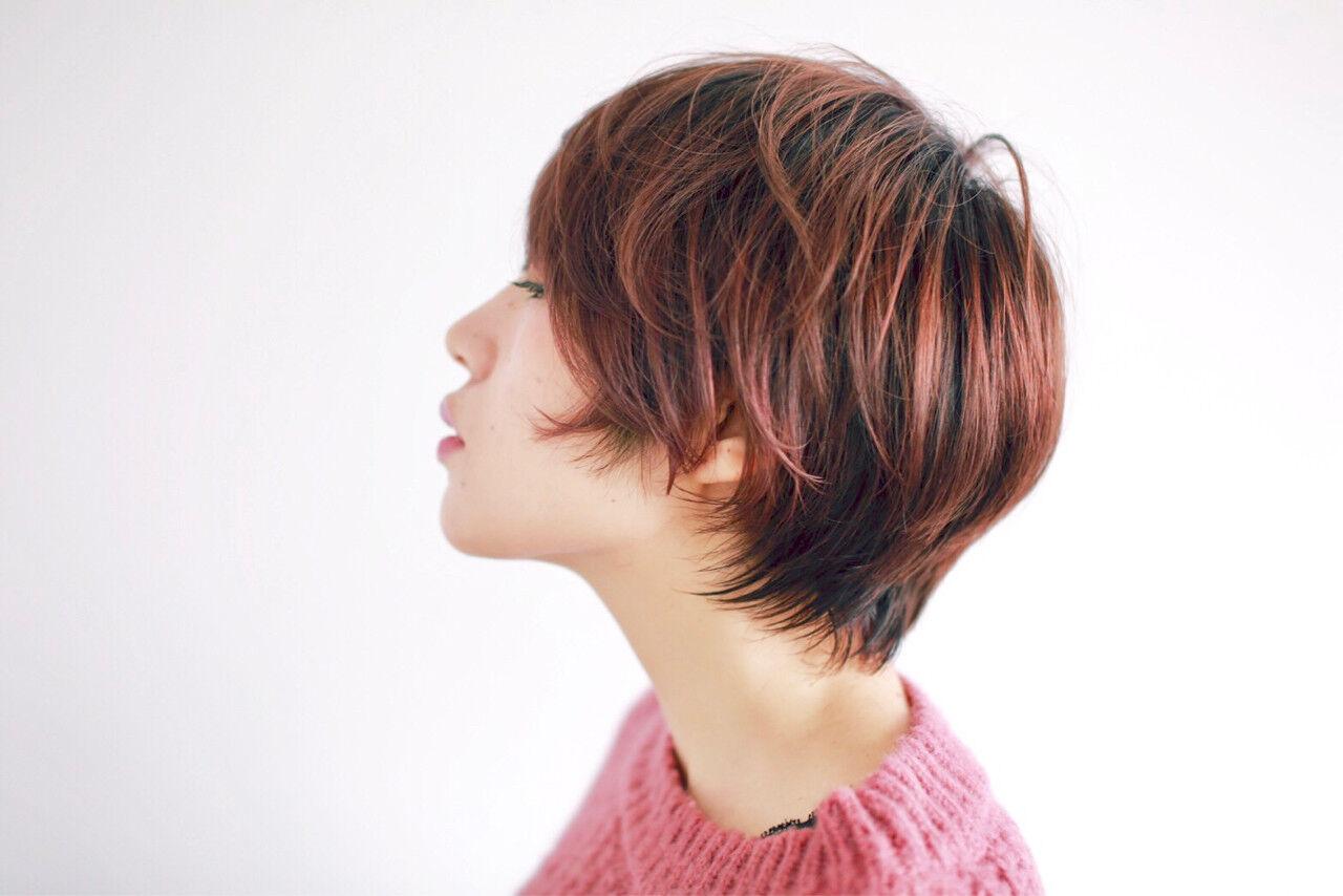 大人女子 抜け感 似合わせ 前髪ありヘアスタイルや髪型の写真・画像