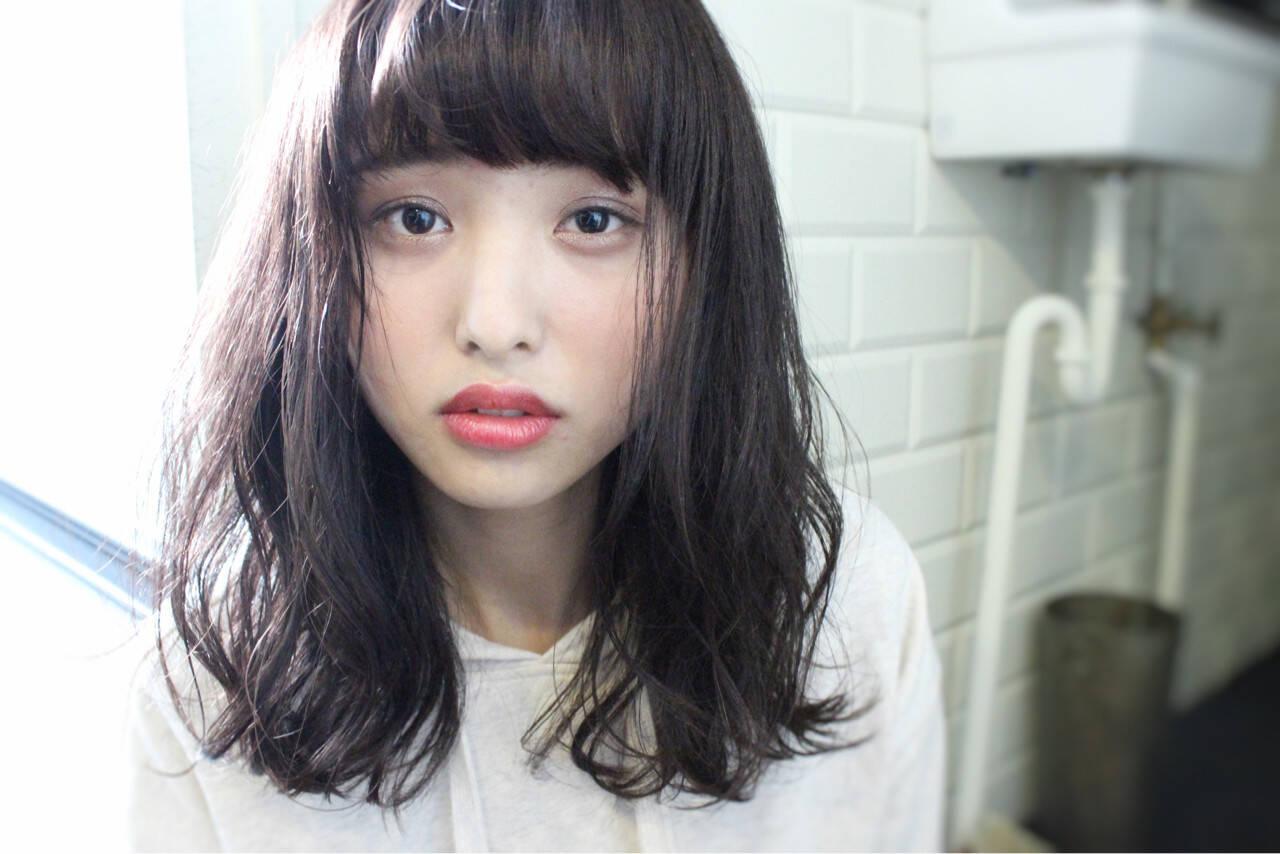 こなれ感 ニュアンス 大人女子 ゆるふわヘアスタイルや髪型の写真・画像