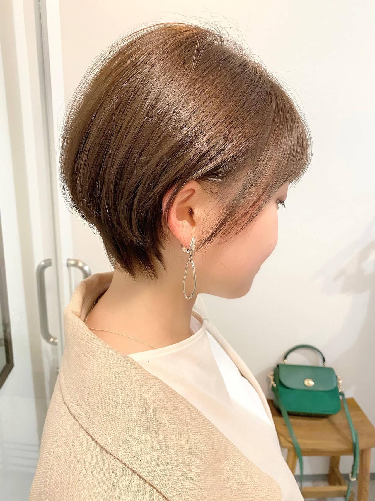 デート オフィス 大人かわいい ナチュラルヘアスタイルや髪型の写真・画像