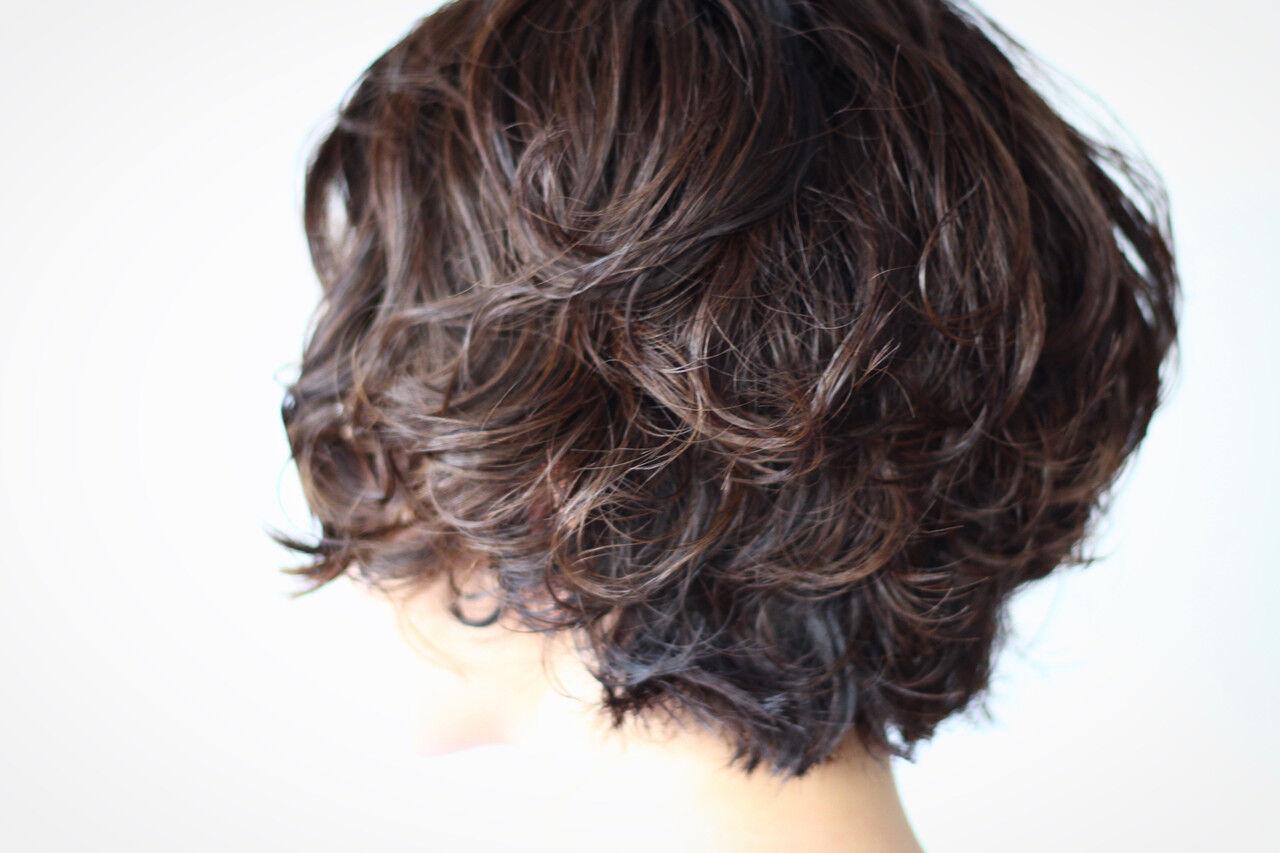 フェミニン ナチュラル 大人かわいい ボブヘアスタイルや髪型の写真・画像