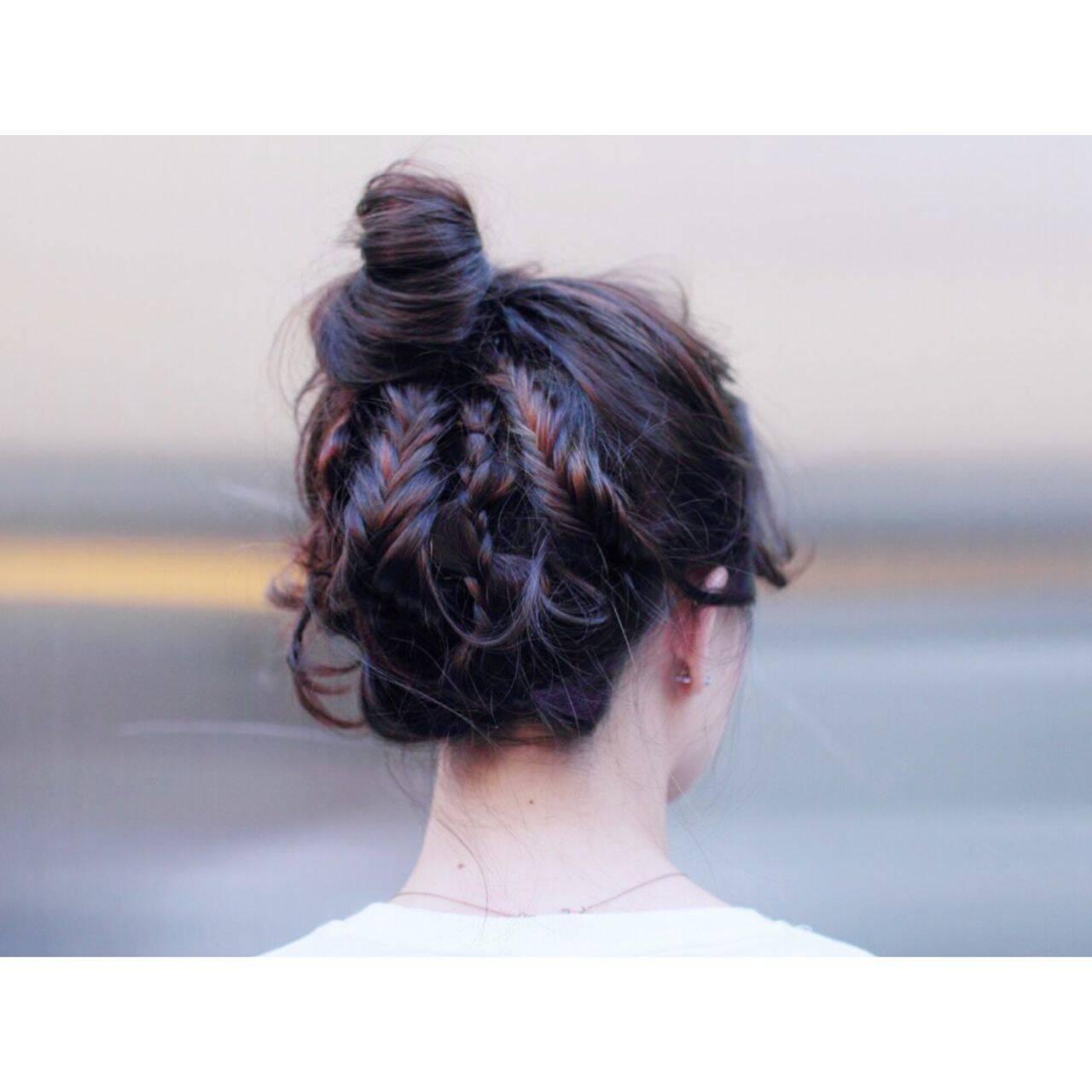 ストリート パンクヘアスタイルや髪型の写真・画像