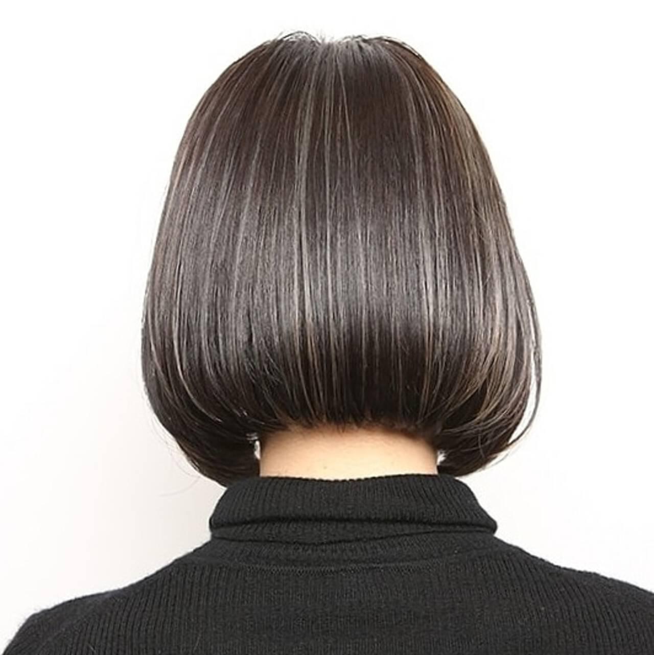 阿藤俊也 ハンサムボブ 似合わせカット モードヘアスタイルや髪型の写真・画像