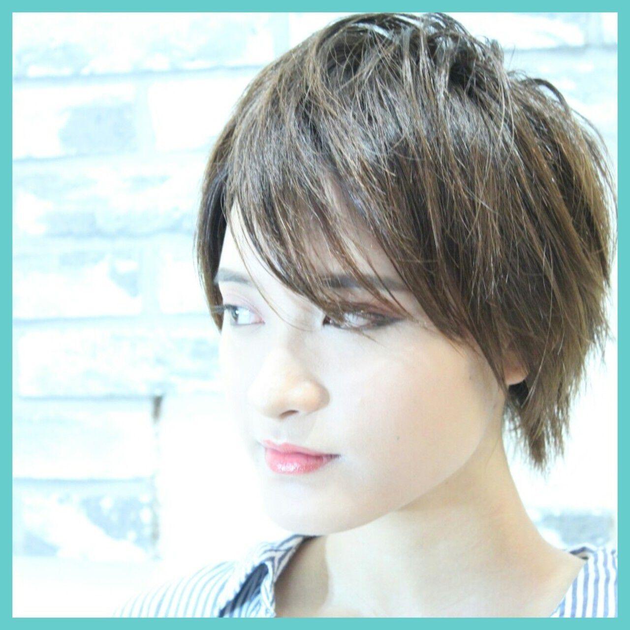 外国人風 色気 ストリート アッシュヘアスタイルや髪型の写真・画像