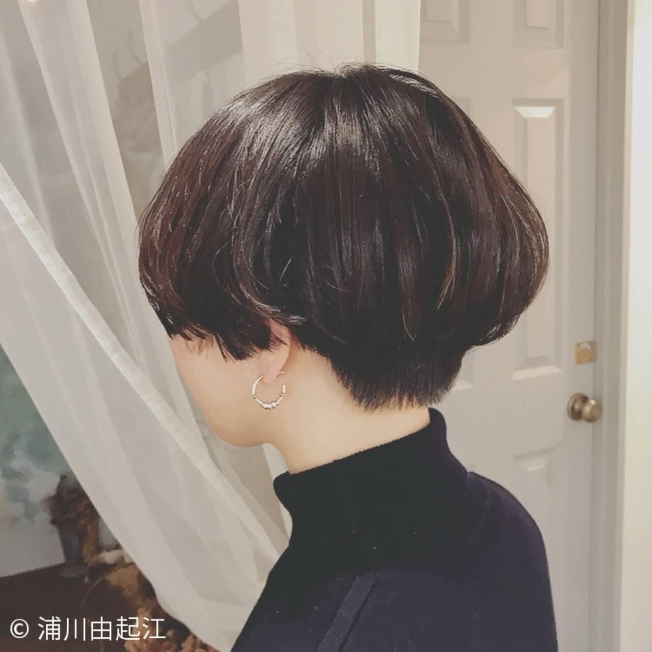 大人かわいい 黒髪 モード デートヘアスタイルや髪型の写真・画像