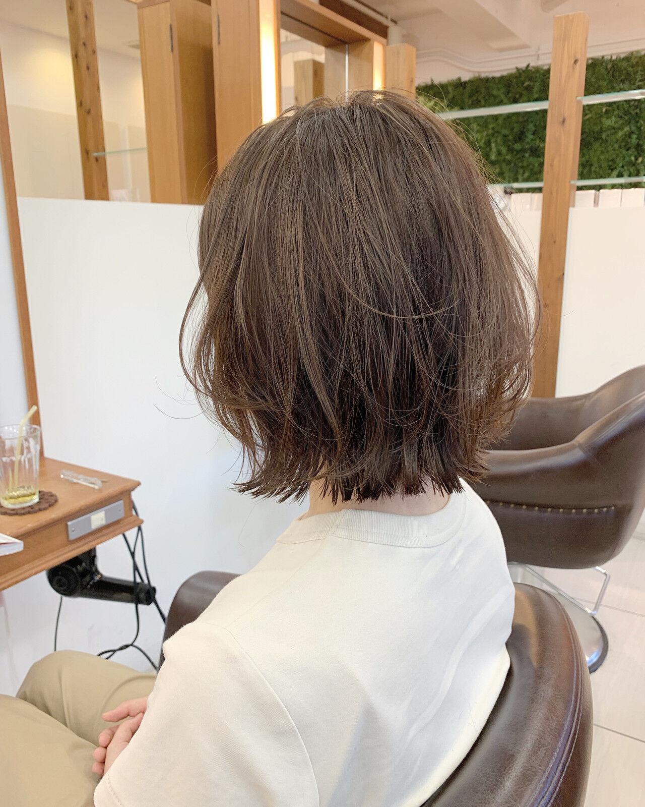 簡単ヘアアレンジ まとまるボブ  可愛いヘアスタイルや髪型の写真・画像