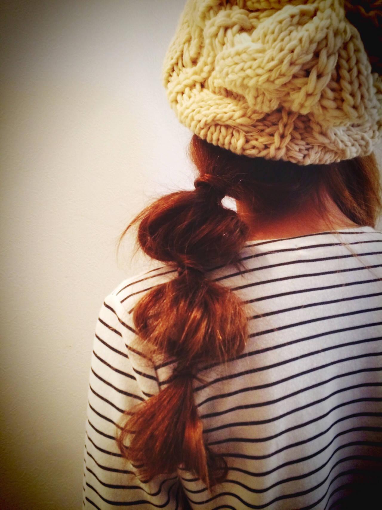ガーリー ショート ゆるふわ 簡単ヘアアレンジヘアスタイルや髪型の写真・画像