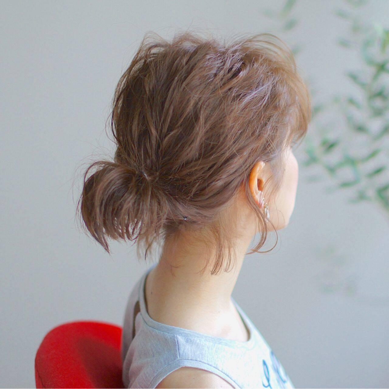 ナチュラル 大人かわいい 波ウェーブ 春ヘアスタイルや髪型の写真・画像