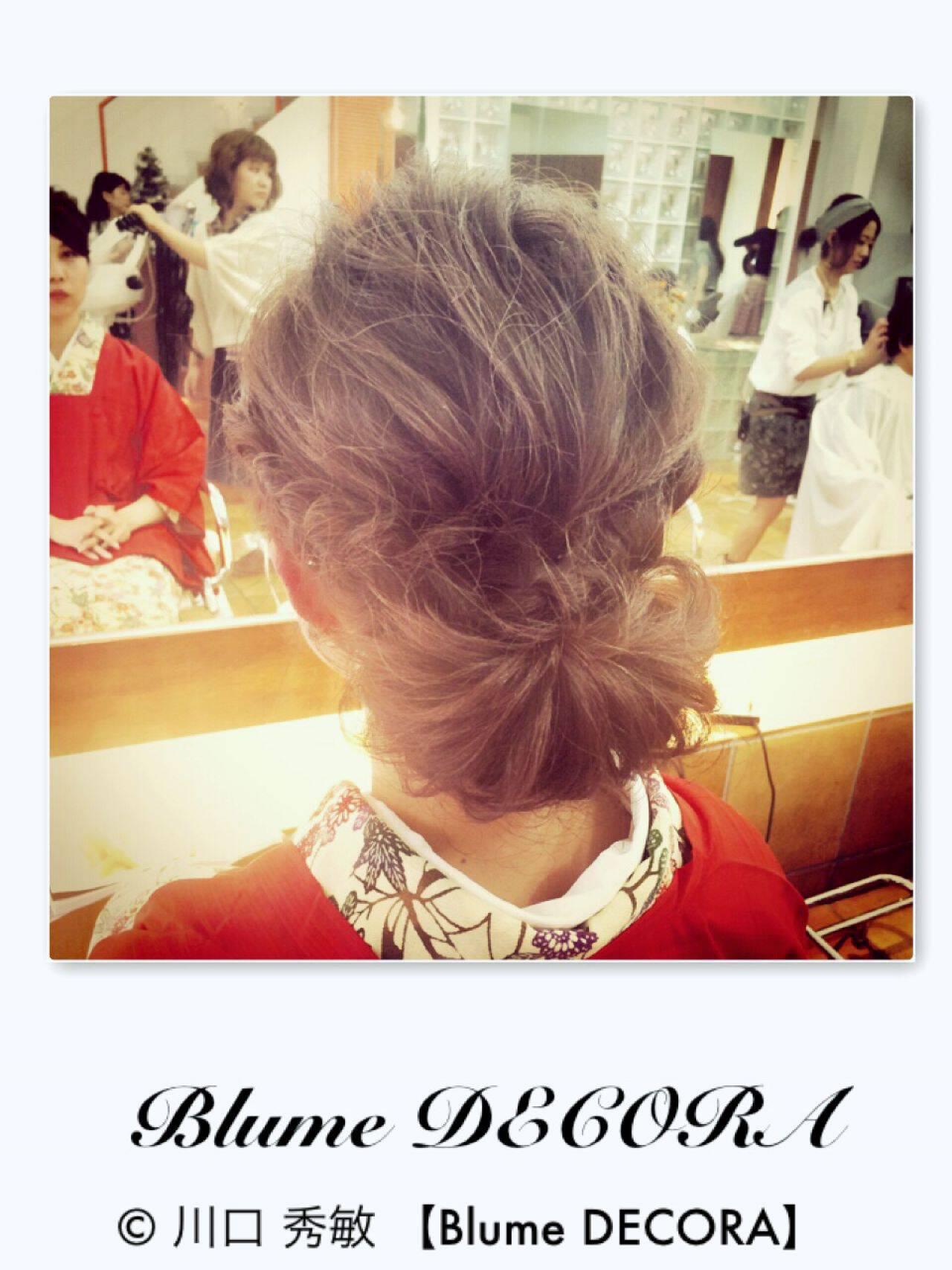 ヘアアレンジ ストリート まとめ髪 編み込みヘアスタイルや髪型の写真・画像