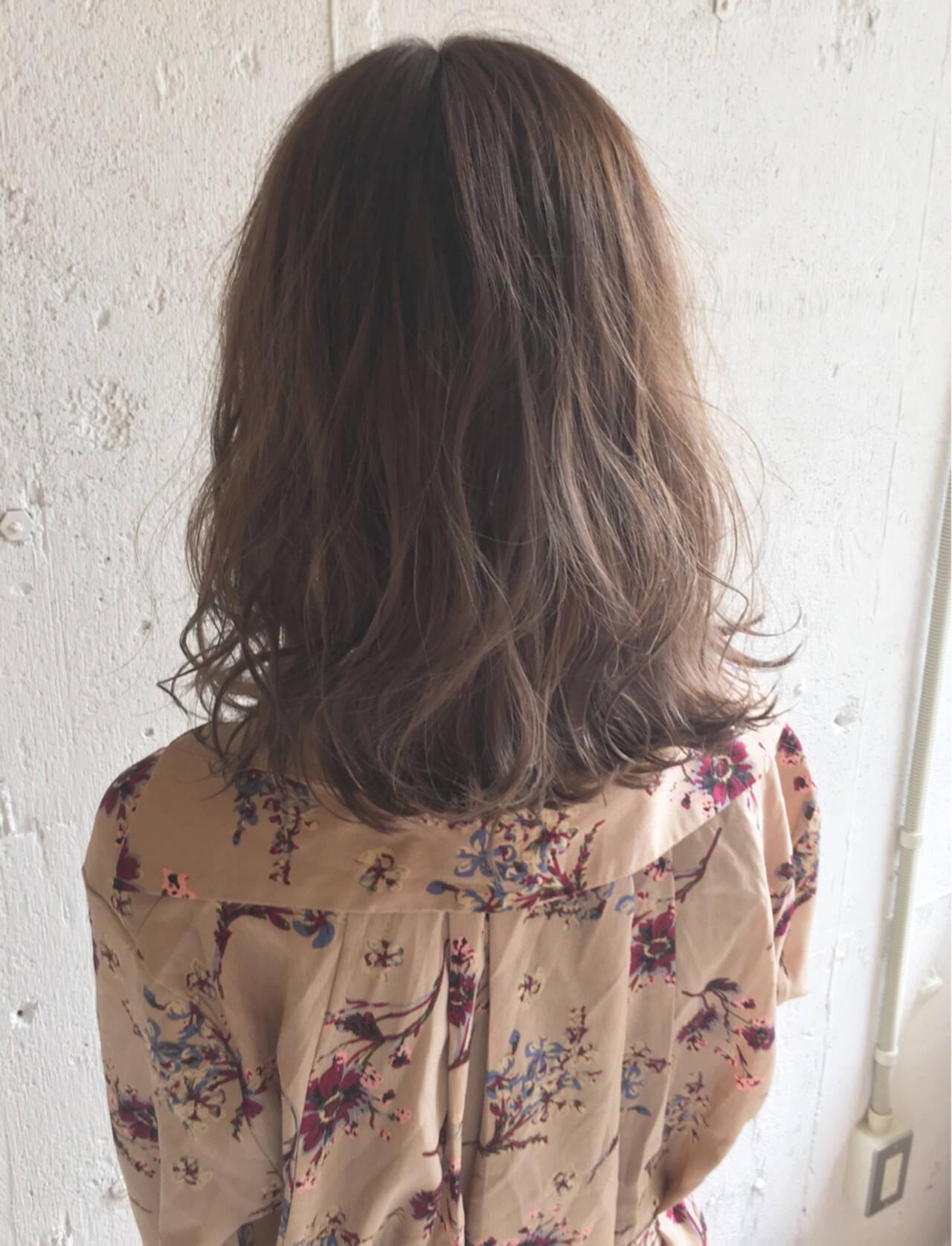 ラフ ストリート ハイライト 外国人風ヘアスタイルや髪型の写真・画像