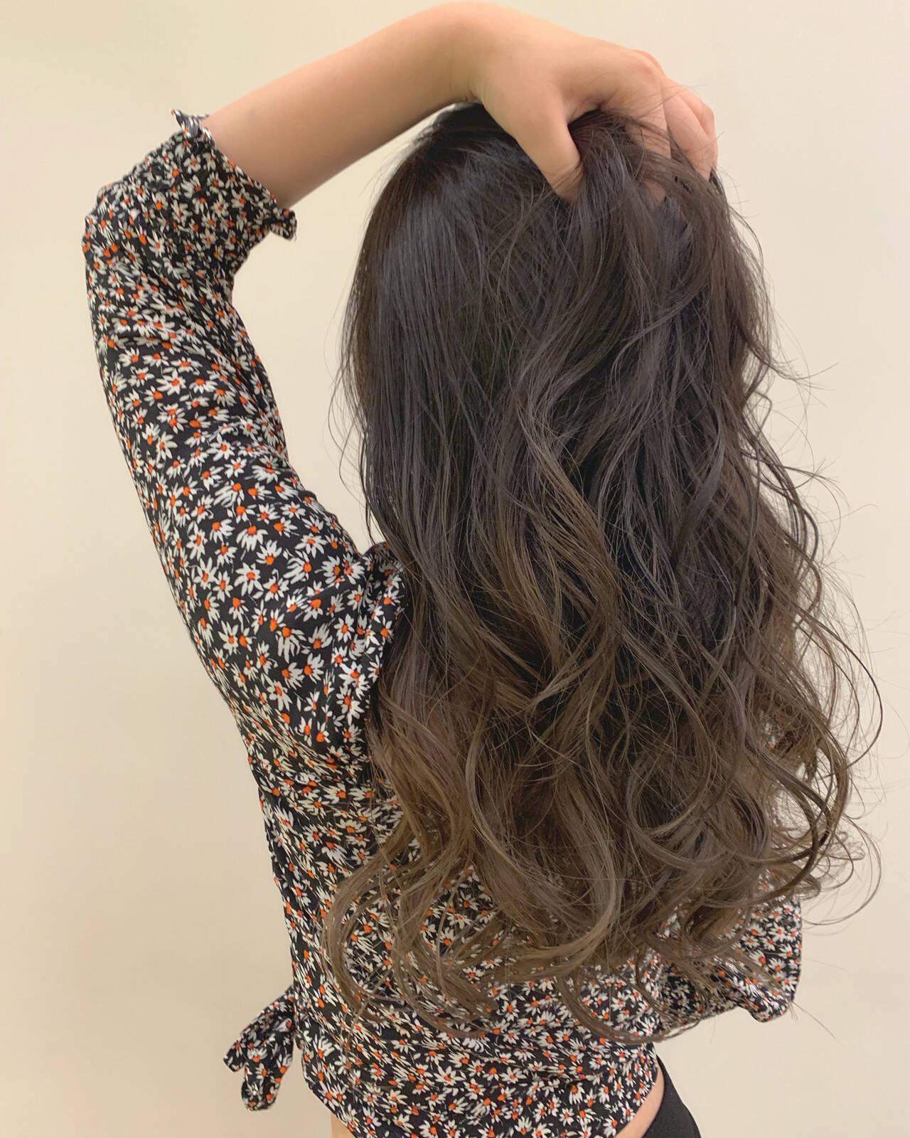 デート 夏 ヘアアレンジ 黒髪ヘアスタイルや髪型の写真・画像