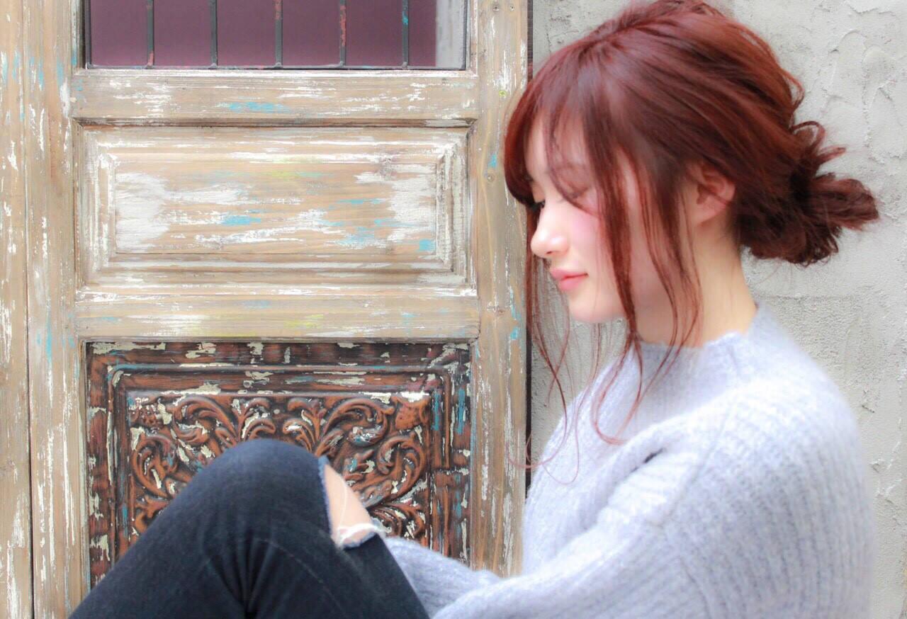 大人かわいい ミディアム セミロング ゆるふわヘアスタイルや髪型の写真・画像