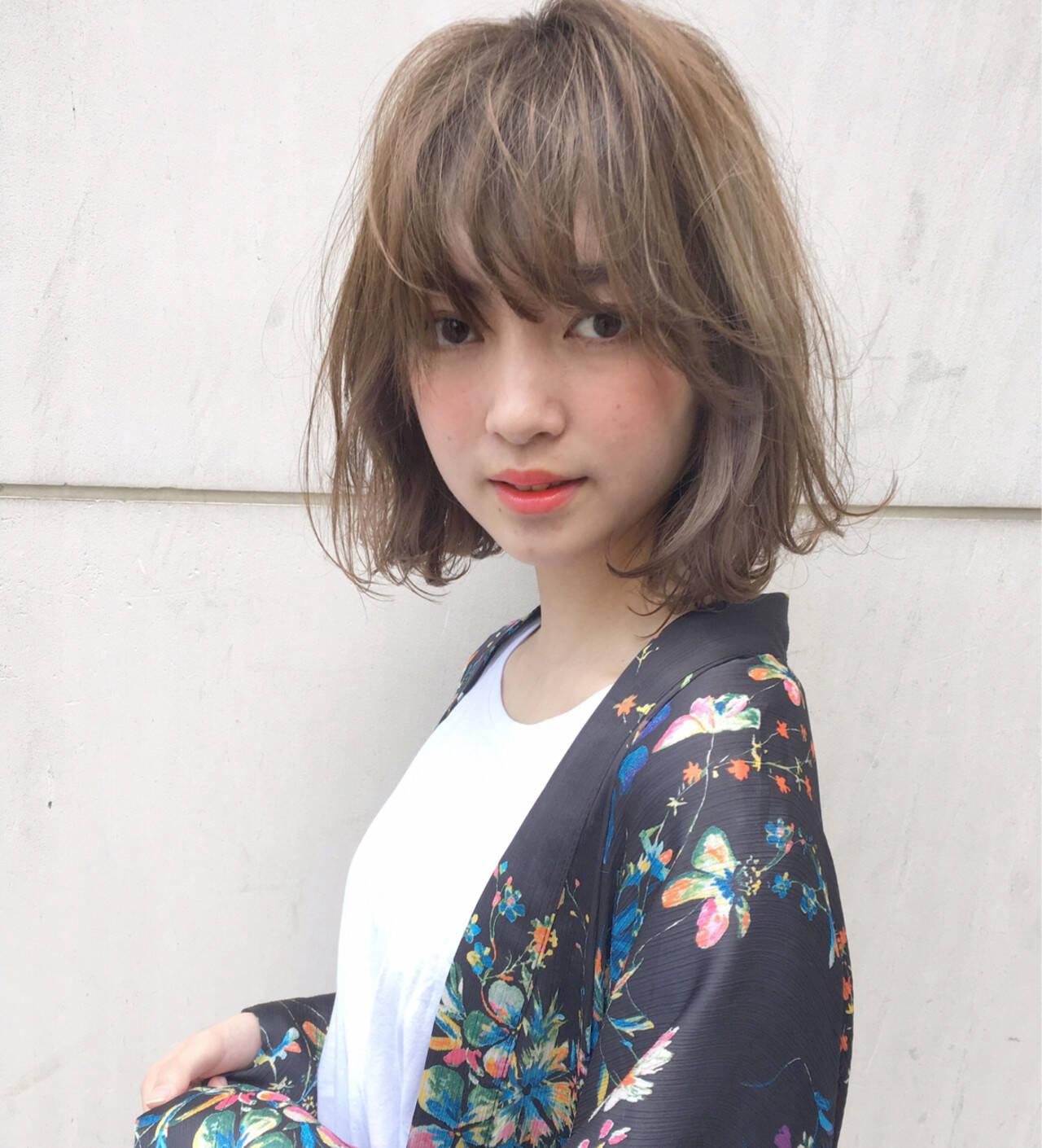 簡単ヘアアレンジ ヘアアレンジ デート 外ハネヘアスタイルや髪型の写真・画像