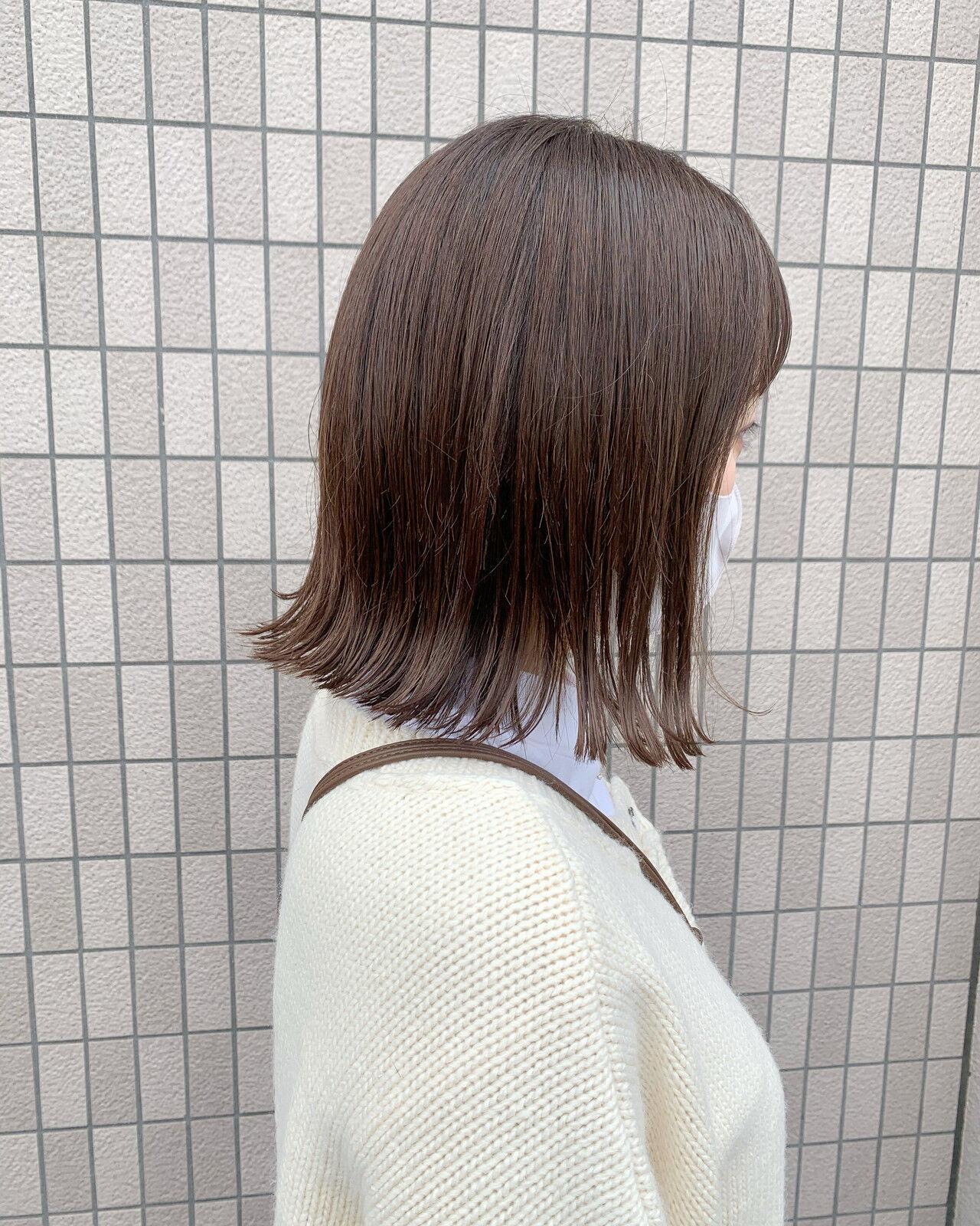 【つくば美容師】ショートヘア愛好家/矢崎