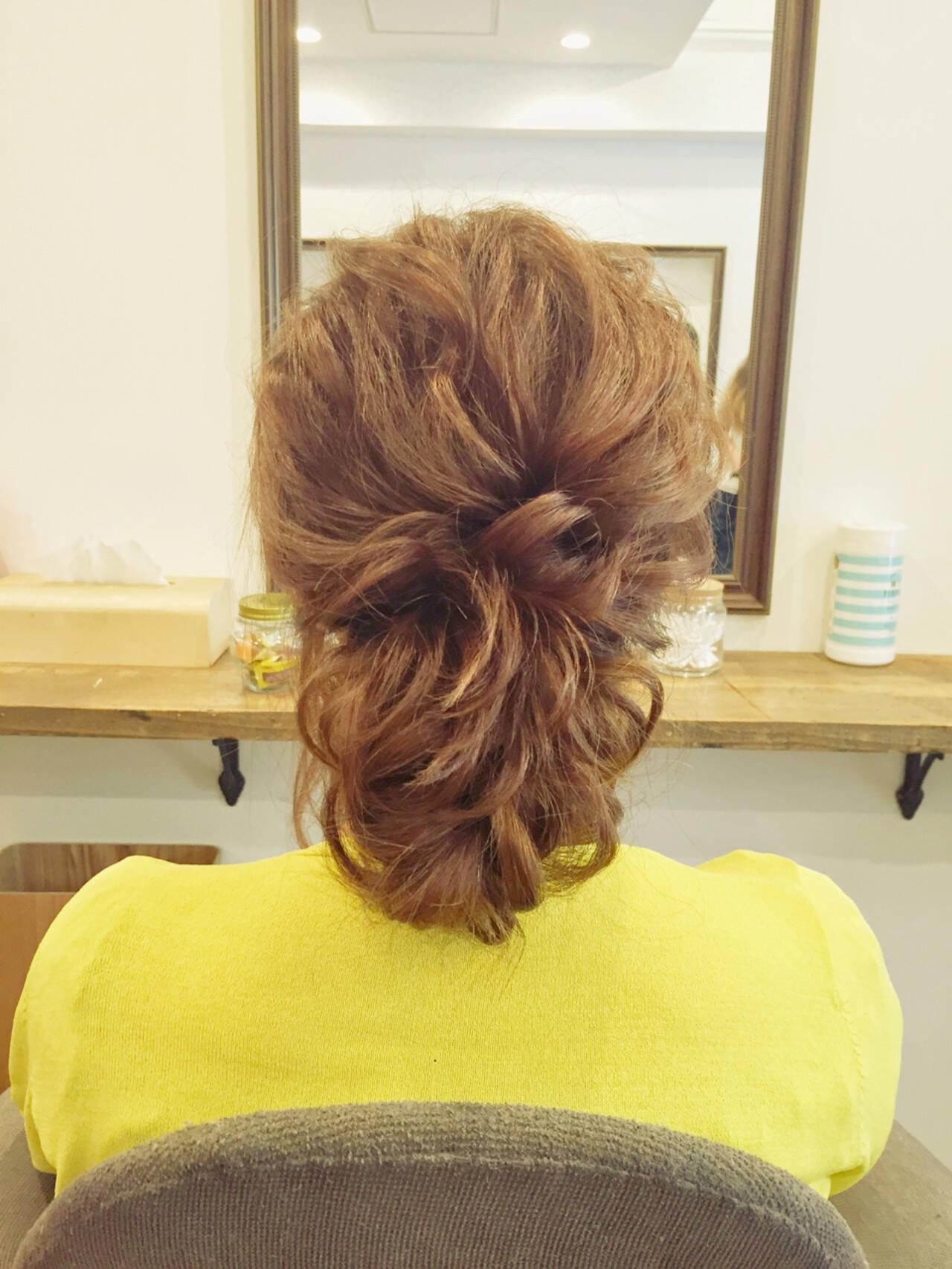 涼しげ ヘアアレンジ デート 夏ヘアスタイルや髪型の写真・画像