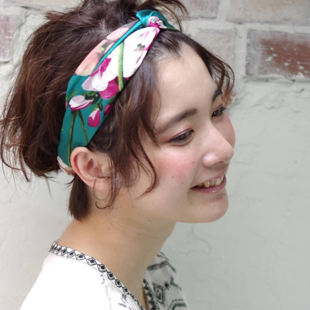 ガーリー フェミニン ラフ ピュアヘアスタイルや髪型の写真・画像