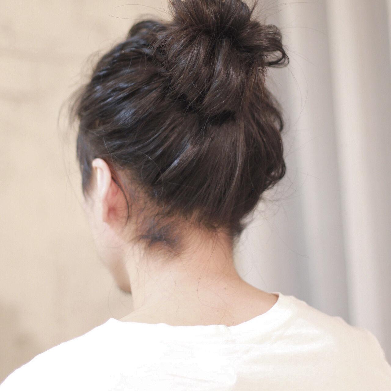 ストレート 結婚式 ショート ゆるふわヘアスタイルや髪型の写真・画像
