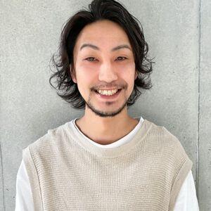 石川 卓弥/Agnos青山/小顔レイヤー